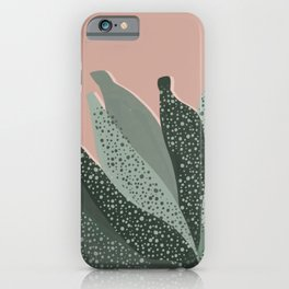 Strive for Growth iPhone Case