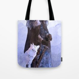 It's Winter Time Tote Bag