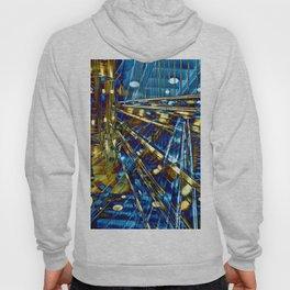 Blue Lines of Berlin Hoody