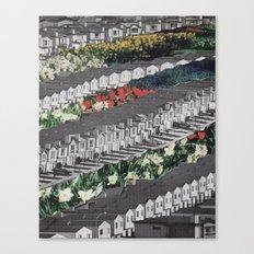 Garden State Canvas Print