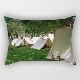 Camp Rectangular Pillow