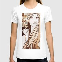 mucha T-shirts featuring My Mucha by Little Bunny Sunshine