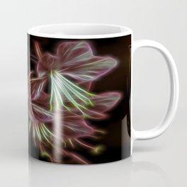 Electric Floral  Coffee Mug