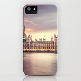 London, England 07 iPhone Case