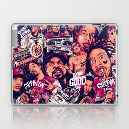 OLD SCHOOL Laptop & iPad Skin