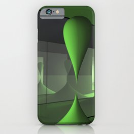 mirrors and globs -3- iPhone Case