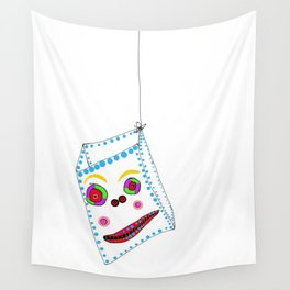 punching bag Wall Tapestry