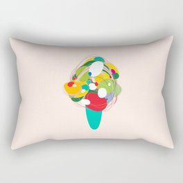 Dreaming of Icecream Rectangular Pillow