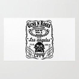 Guns n Roses Rug