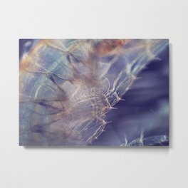 A Small Frustrated Amphipod | Micro Series 02 Metal Print