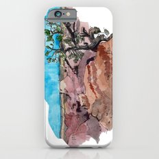 a rip in the earth Slim Case iPhone 6s