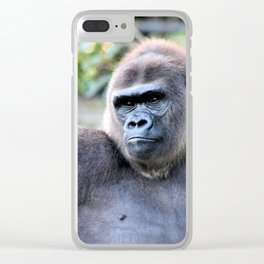 The Mighty One Clear iPhone Case