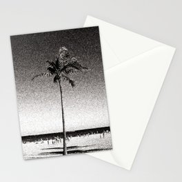 Fort Lauderdale Palm Tree Stationery Cards