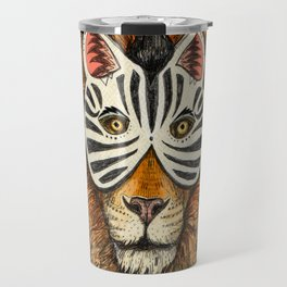 ZebraLion Travel Mug