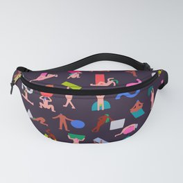 Free the Shape Free The People Fanny Pack