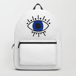 Cyclops | Greek eye | good luck | luck charm Backpack