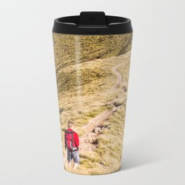 Kepler Track Metal Travel Mug