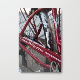 Getting Around Metal Print