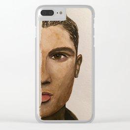 Ronaldo .5 Clear iPhone Case