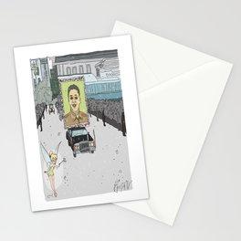 """Magic Kingdom"" (North Korea) Stationery Cards"