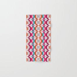 Retro pattern Hand & Bath Towel