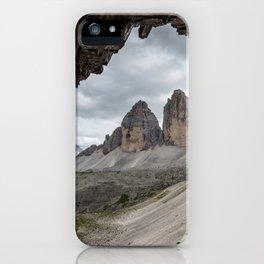 Dolomites 27 - Italy iPhone Case