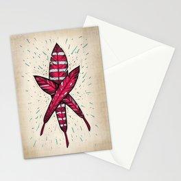 Three Flights Stationery Cards