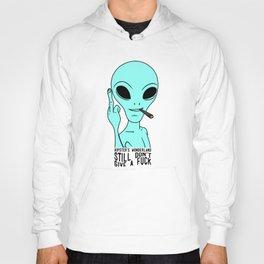 Still Alien Hoody