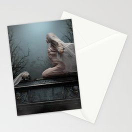 Abiit Ad Maiores Stationery Cards