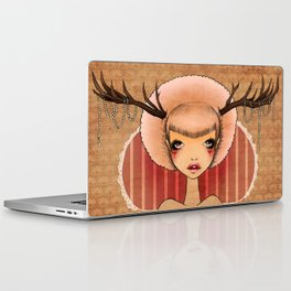 Wicked Pearls Laptop & iPad Skin