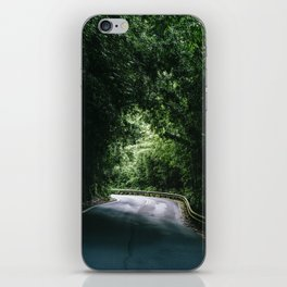 Driving the Hana Highway iPhone Skin