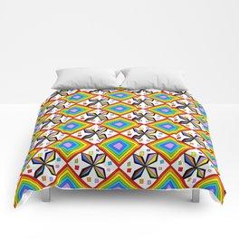 symetric patterns 75-mandala,geometric,rosace,harmony,star,symmetry Comforters