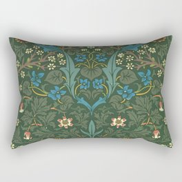 "William Morris ""Blackthorn"" 1. Rectangular Pillow"