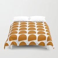 turtle Duvet Covers featuring Turtle by In Sight