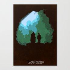 Half Blood Prince Canvas Print