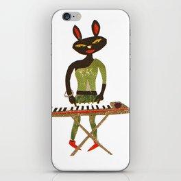 Keyboard Cat iPhone Skin