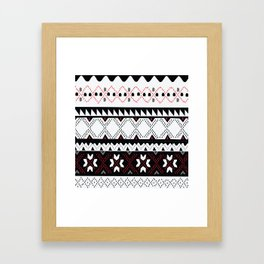 Fair Isle  Framed Art Print