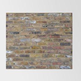 Portobello wall Throw Blanket