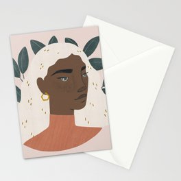 know thyself Stationery Cards
