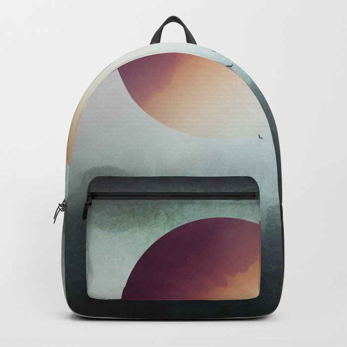 impossible wilderness Backpack