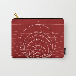 CIRCULAR_DIRECTIONS Carry-All Pouch