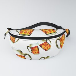 Beers forever-White Fanny Pack