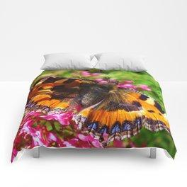 Small Tortoiseshell Comforters