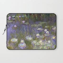 Water Lilies - Monet Laptop Sleeve