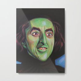 Wicked Metal Print