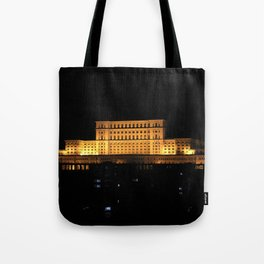 Bucharest III Tote Bag