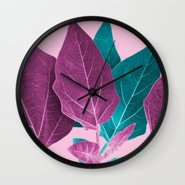You and Me Wall Clock
