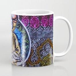 Buddha In The Garden Coffee Mug