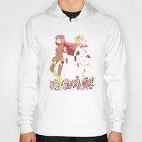 vocaloid Hoodies featuring VOCASONA by farfin