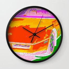 Corvette Dreams Wall Clock